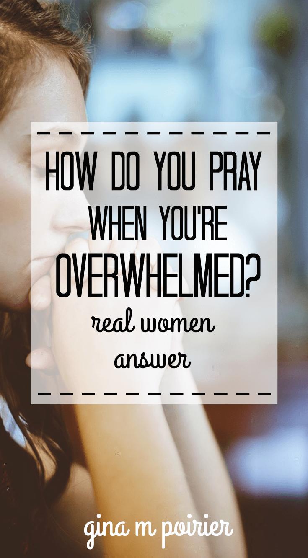 How Do You Pray | How To Pray | Prayer Advice