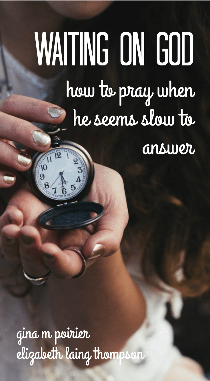 Waiting on God | How To Pray